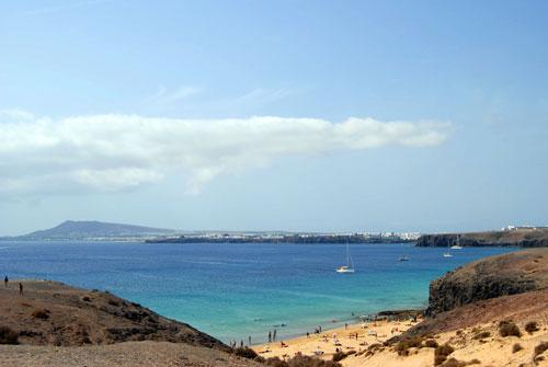 De compras por Lanzarote