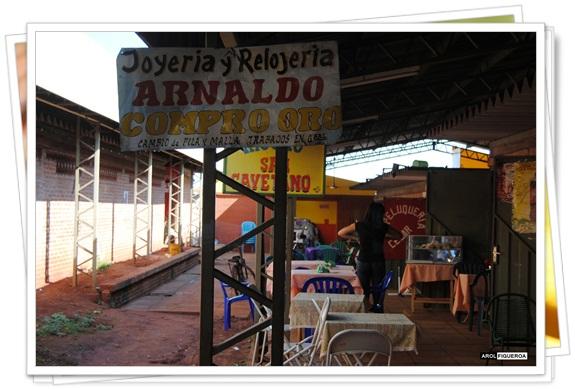 Restaurante en Paraguay