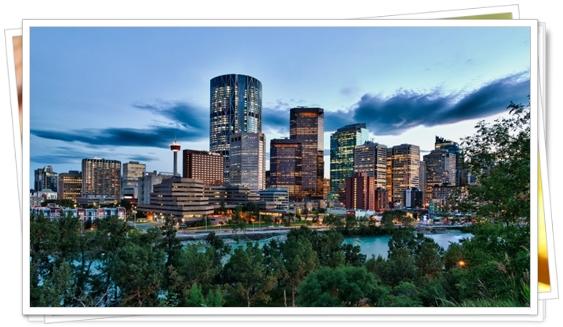 Calgary, una ciudad llena de acción