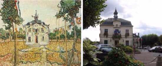 Viaje al sueño de Van Gogh