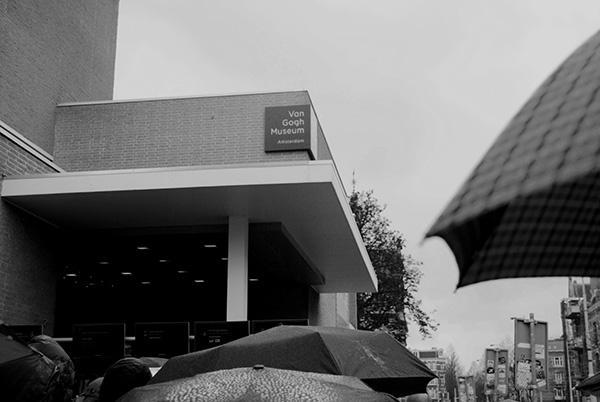 Visitar el museo de Van Gogh en Amsterdam