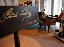 El Museo de Bedrich Smetana en Praga