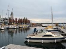 Visitar el puerto y las islas en Toronto