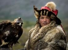 Los sorprendentes paisajes de Mongolia
