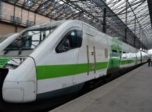 Viajar en tren por Finlandia, una experiencia atrapante