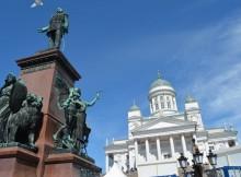 Helsinki, la moderna capital finlandesa