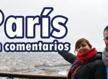 Vídeo: París sin comentarios
