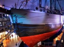 Un aventurero llamado Roald Amundsen