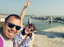 Así viajamos por cuatro países en 10 días