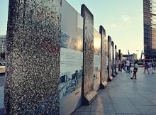 Estas son las mejores zonas para ver el muro de Berlín