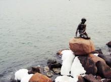 Cómo ver la Sirenita de Copenhague