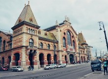 Visitar el Mercado Central de Budapest