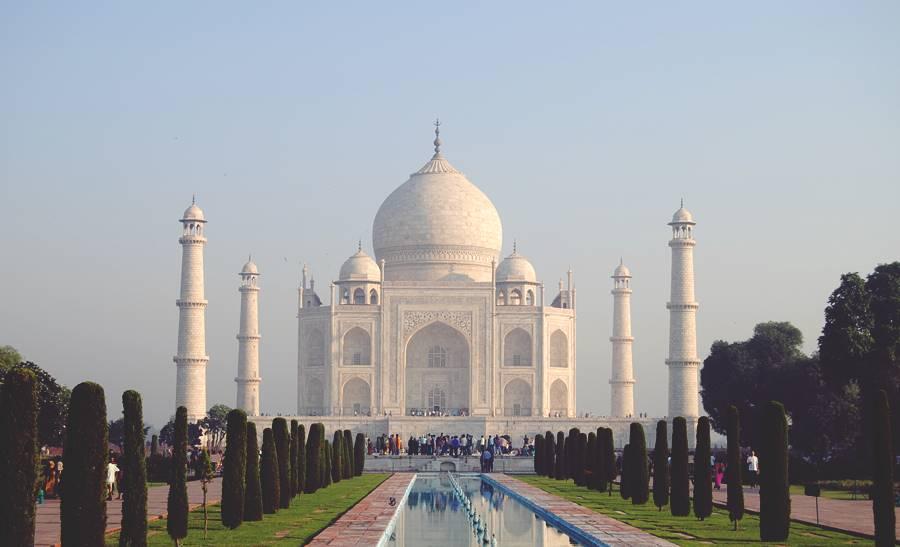 Guía completa para visitar el Taj Mahal