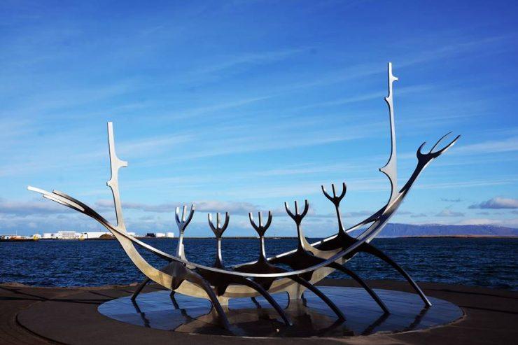 Viaje vegetariano a Islandia