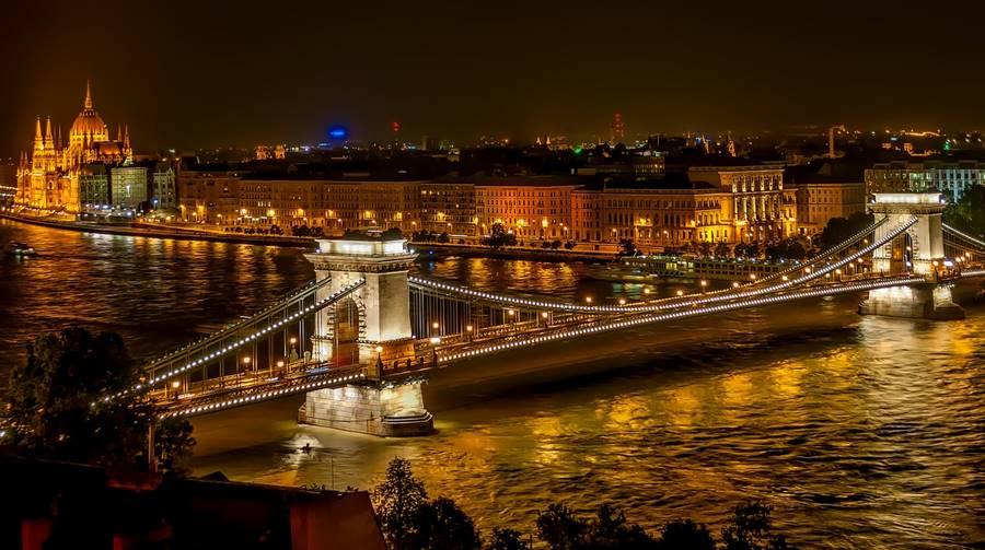 Cómo pasear en barco por el Danubio