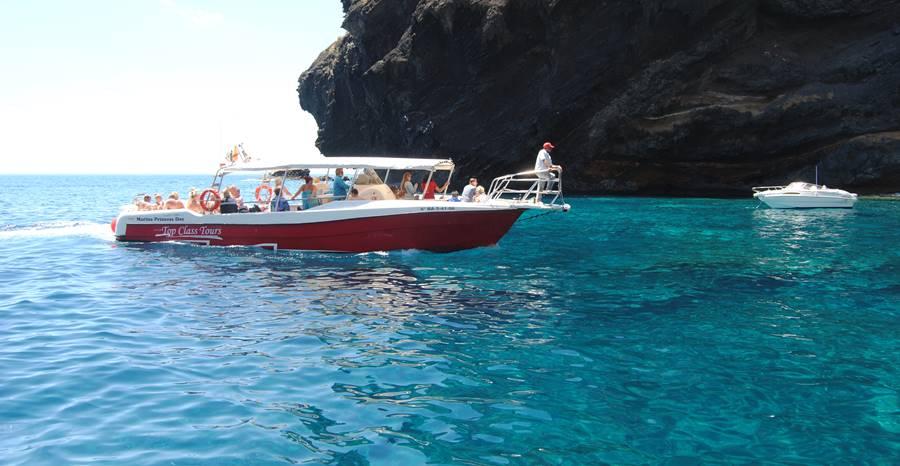 Barco en Masca