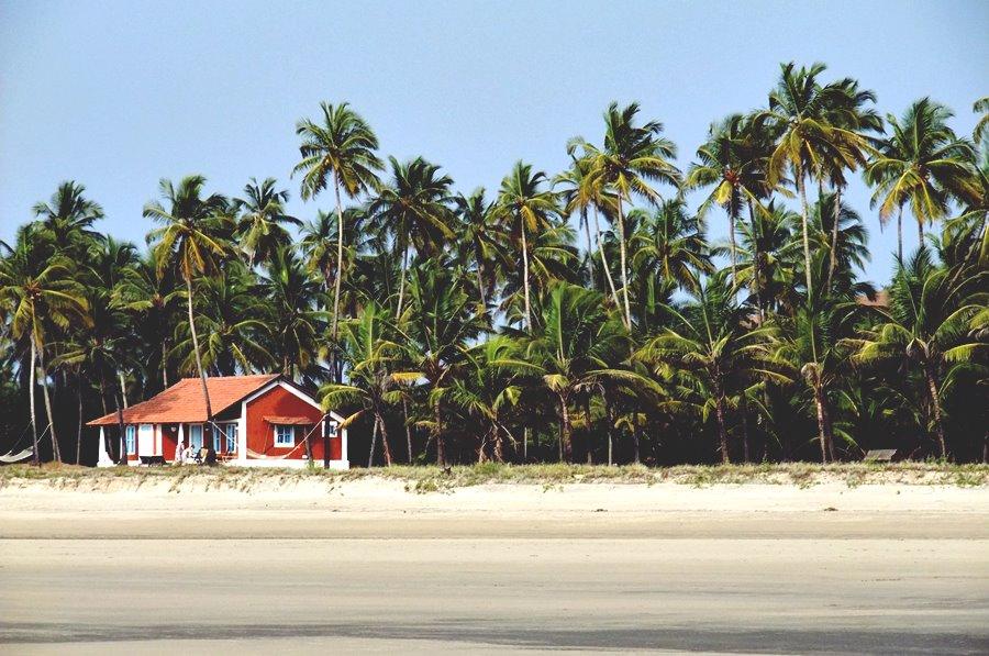 Estas son las mejores playas de Goa, donde vas a querer quedarte a vivir