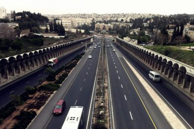 Conducir en Israel