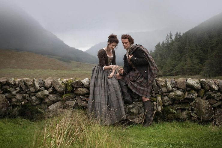 Ruta de Outlander en Escocia