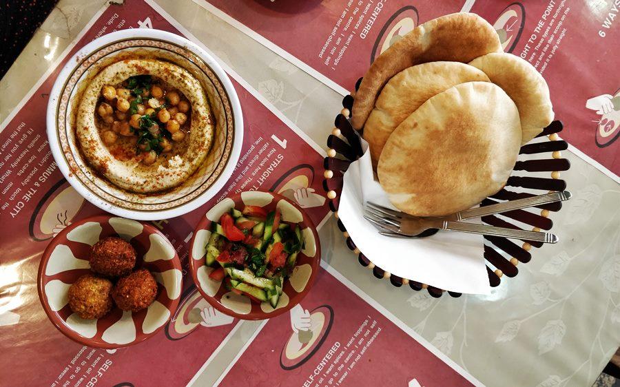Estos son los platos típicos que tienes que comer en Israel