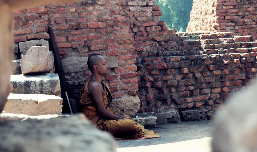 Ruta por las ciudades sagradas del budismo