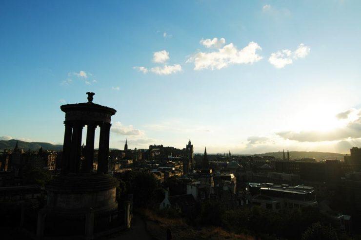 Qué hacer Edimburgo gratis
