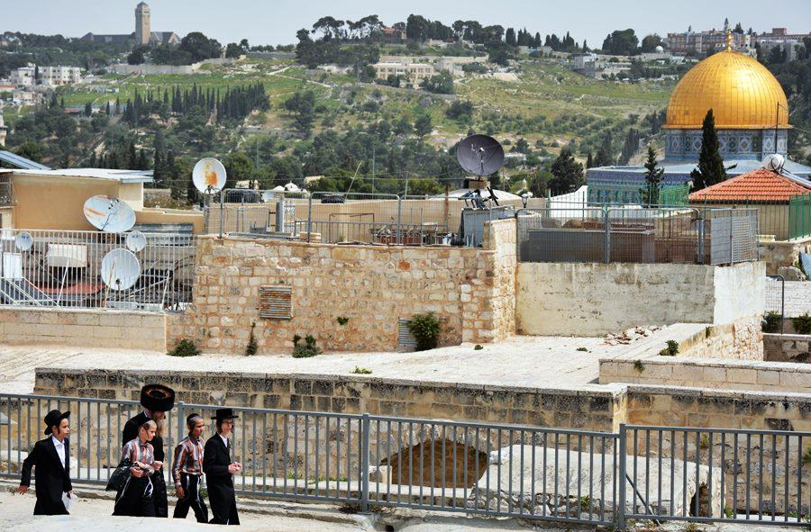 Calendario de Adviento Viajero: Las dos Navidades de Jerusalén