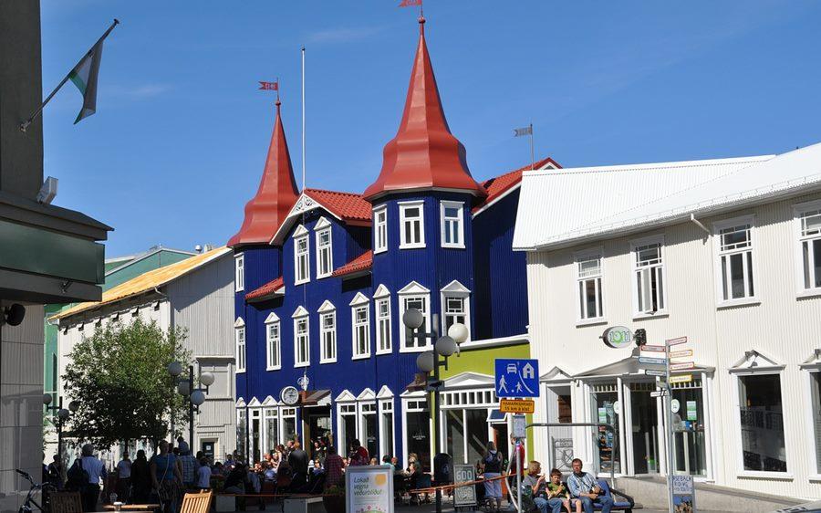 Que ver y qué hacer en Akureyri