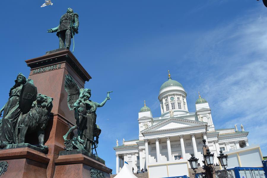 Música para viajar a Finlandia