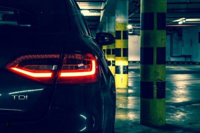 Parking en aeropuertos