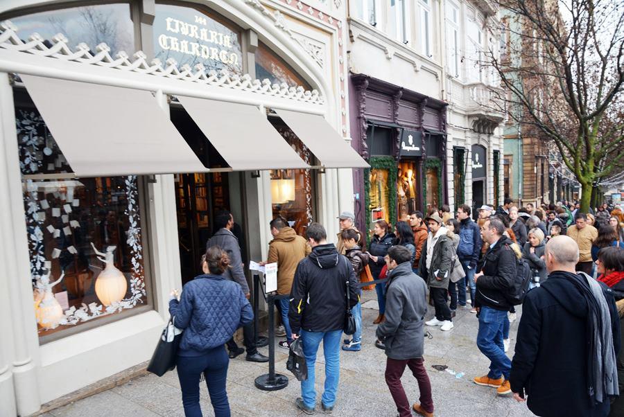 Por qué no debes visitar la librería Lello en Oporto