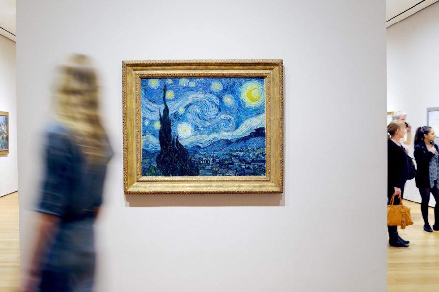 Visitar el MoMA de Nueva York