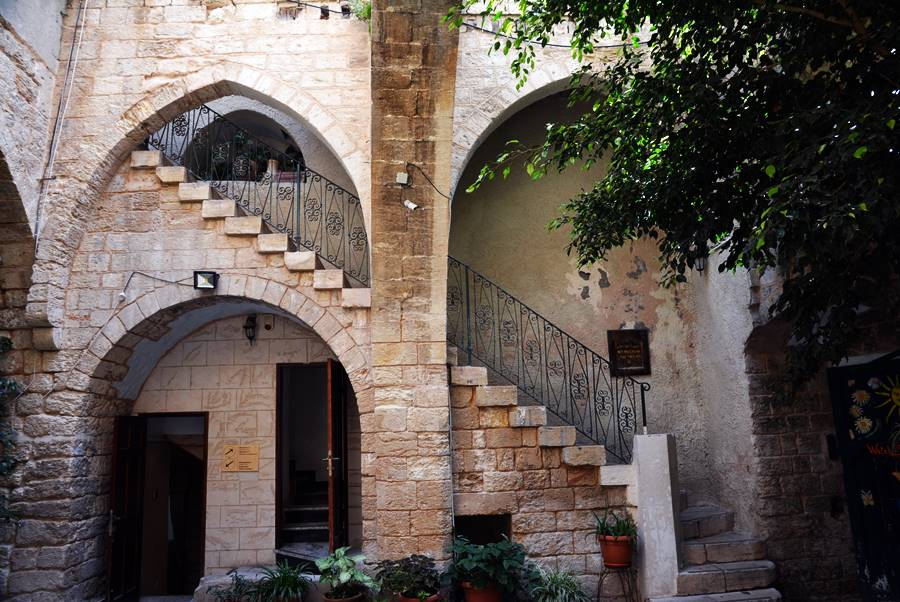 Dónde dormir en Nazaret