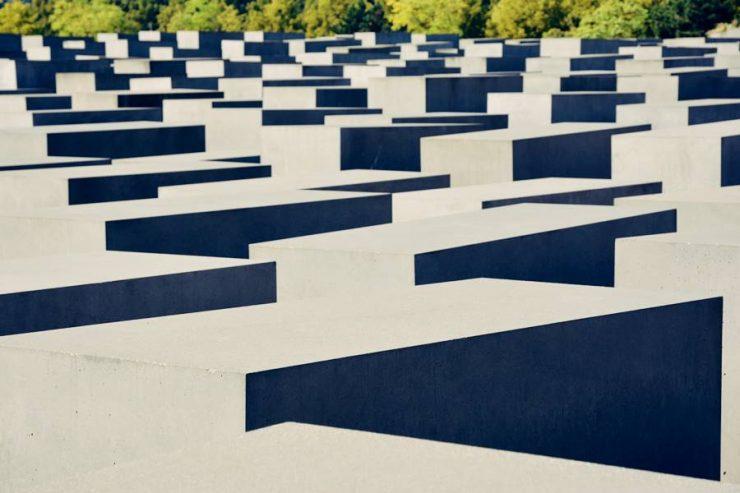 Visitar el monumento al holocausto de Berlín