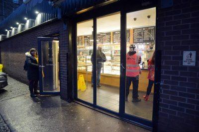 Qué ver en Dundee - Clarks panadería