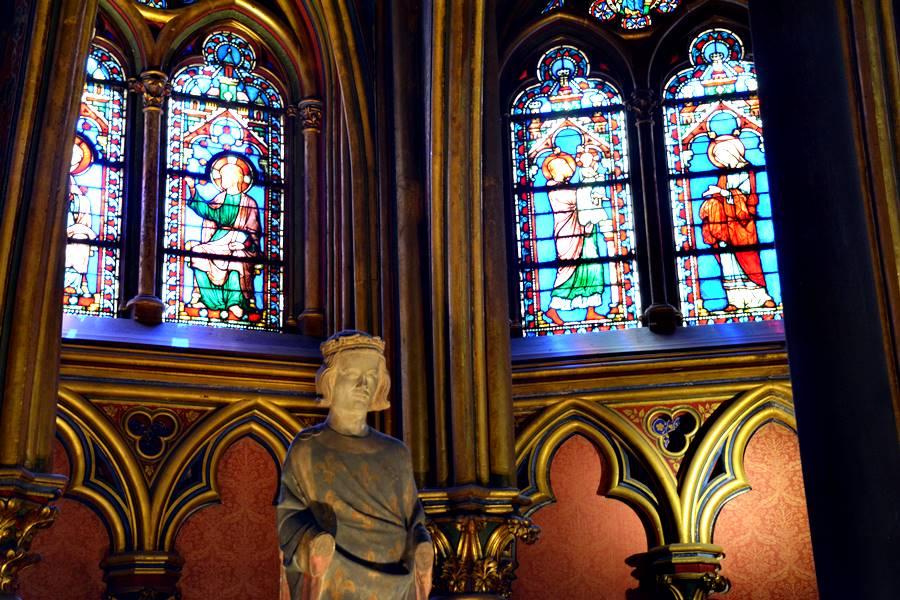 Visitar la Sainte-Chapelle de París - Recomendado