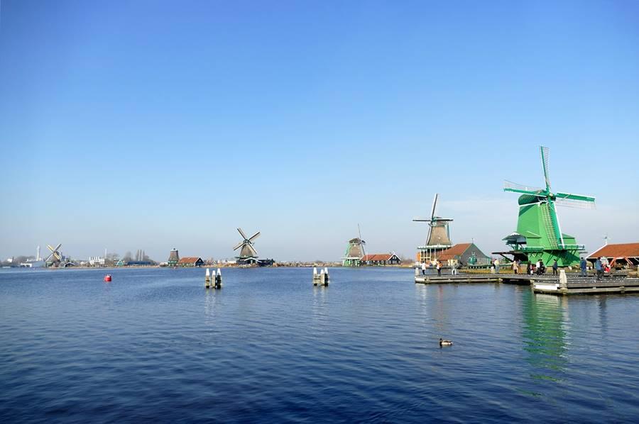 Volendam, Marken, Edam y Zaanse Schans desde Amsterdam