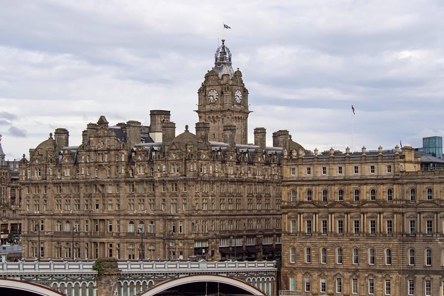 Qué no ver en Edimburgo