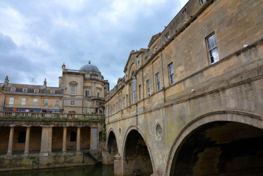 Visitar Bath en un día