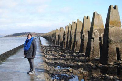 Qué no hacer en Edimburgo - Cruzar a Cramond Island
