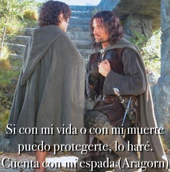 Aragorn oxford
