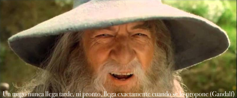 Gandalf oxford