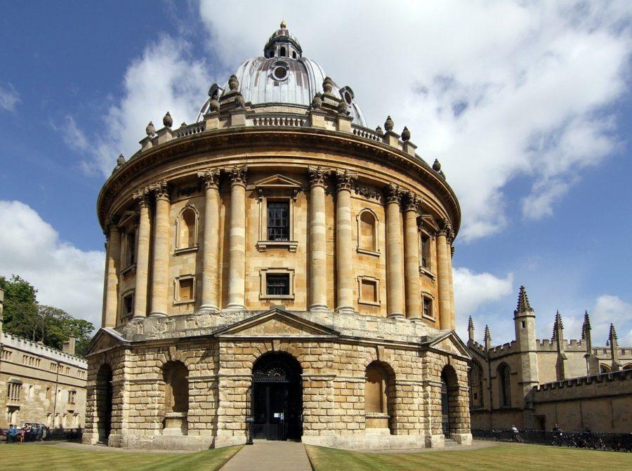 La ruta de Tolkien en Oxford