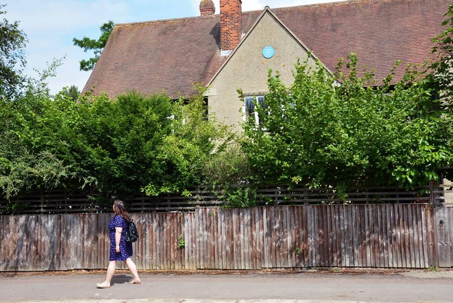 Casa de Tolien en Oxford