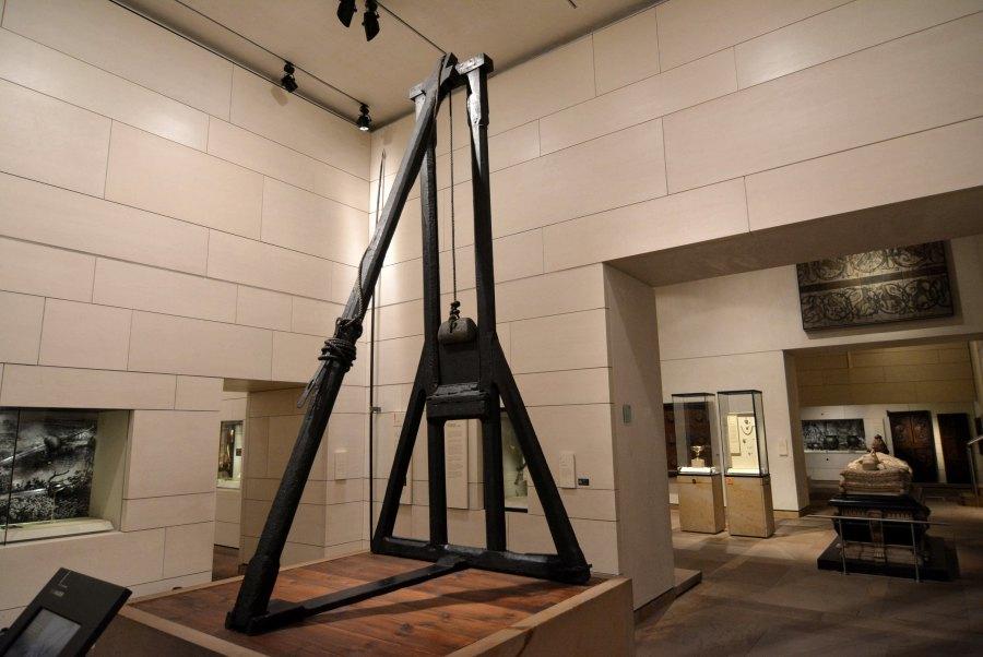 the maiden museo nacional de escocia
