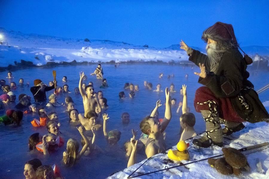 Yule Lads en Islandia