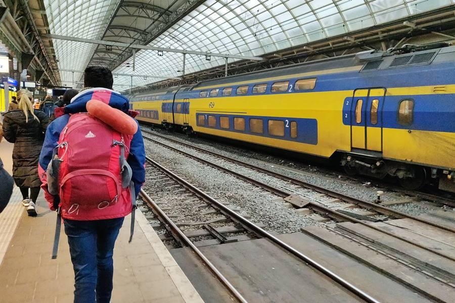 Cómo ir del aeropuerto al centro de Ámsterdam