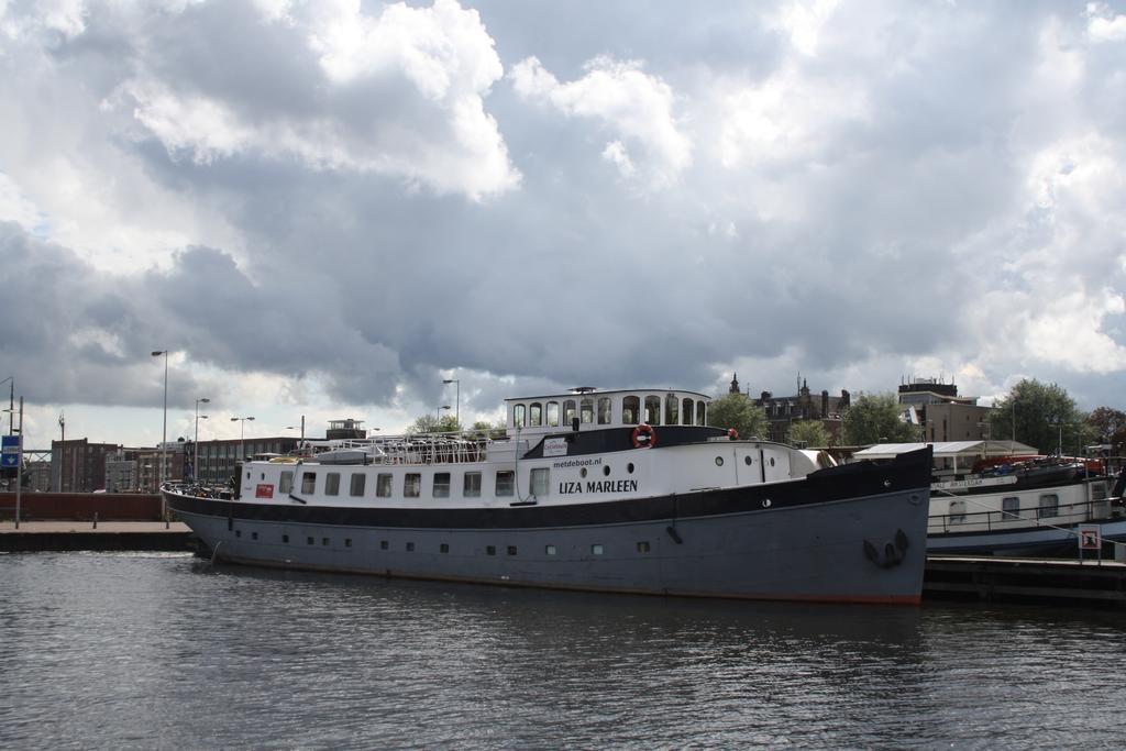 Donde dornir en Ámsterdam - Frente del Liza Marleen