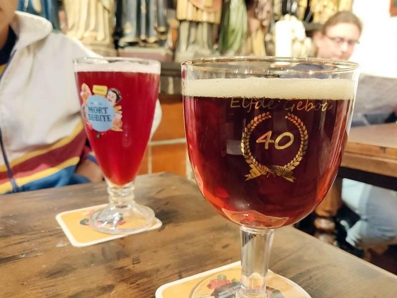 ¿Dónde beber cervezas en Amberes?