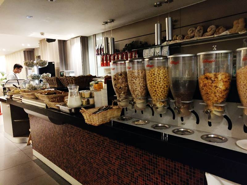 Imagen principal de cereales en el desayuno.